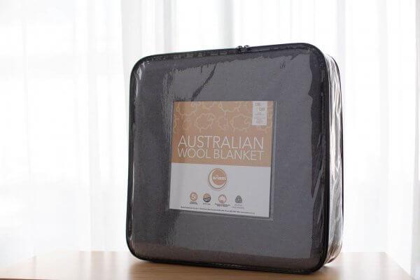 Wool Twill Grey Package