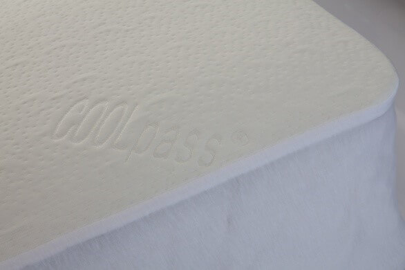 CoolPass Mattress Protector suitable for all stores