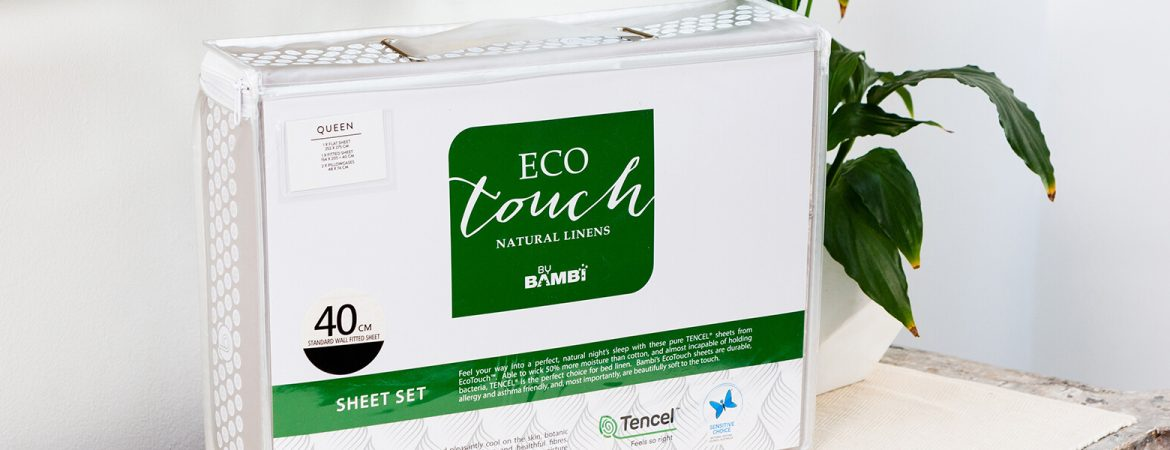 eco touch natural linens